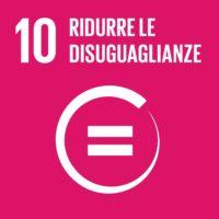 Obiettivo 10 - Ridurre le disuguaglianze