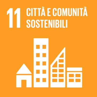 Obiettivo 11 - Città e comunità sostenibili