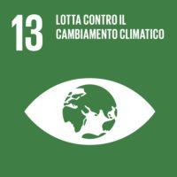 Obiettivo 13 - Lotta contro il cambiamento climatico