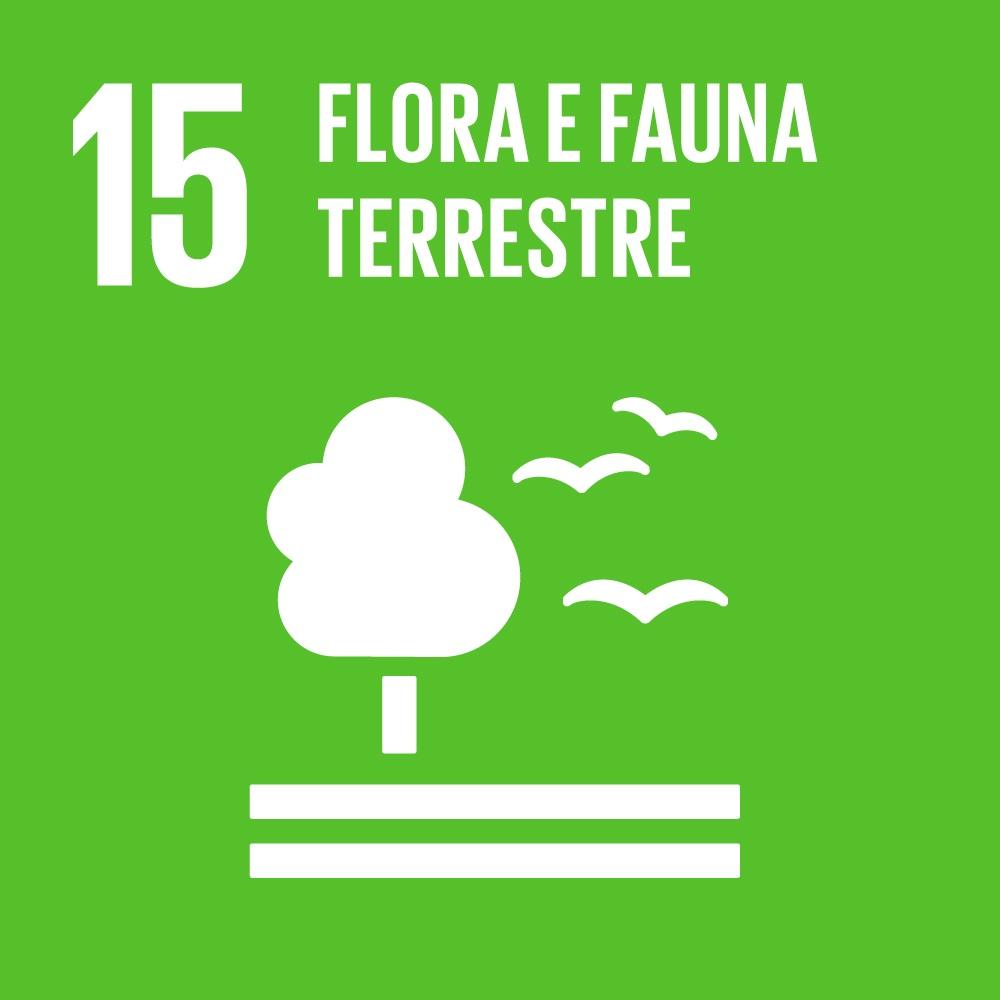 Obiettivo 15 - Flora e fauna terrestre