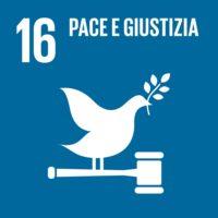Obiettivo 16 - Pace e giustizia