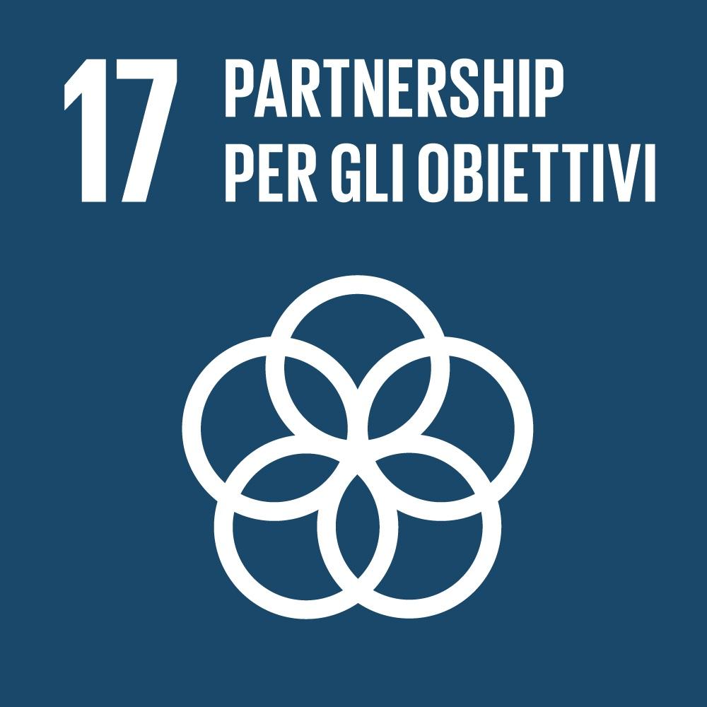 Obiettivo 17 - Partnership per gli obbiettivi
