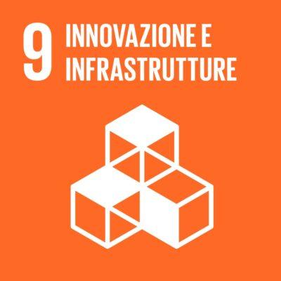Obiettivo 9 - Innovazione e infrastrutture